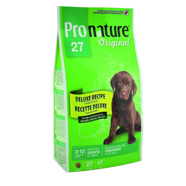 Pronature Original 28 Корм сухой для щенков мелких и средних пород Цыпленок 2,72кг корм сухой pronature original 26 формула роста для щенков с ягненком и рисом 13 кг