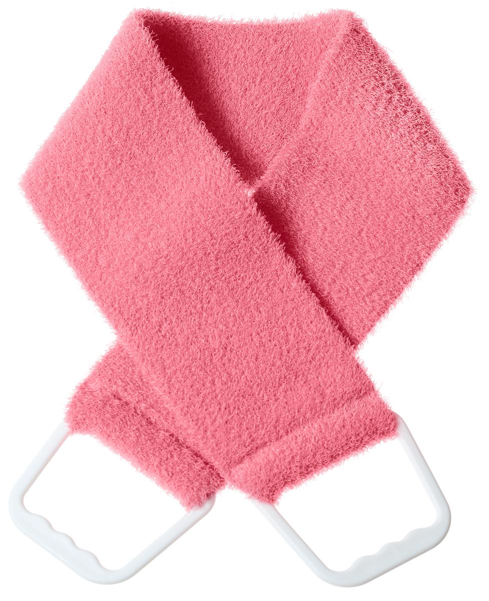 Riffi Мочалка-пояс, массажная, жесткая, цвет: коралловый720_коралловыйМочалка-пояс Riffi используется для мытья тела, обладает активным пилинговым действием, тонизируя, массируяи эффективно очищая вашу кожу.Примесь жестких синтетических волокон усиливает массажное воздействие на кожу. Для удобства применения пояс снабжен двумя пластиковыми ручками. Благодаря отшелушивающему эффекту мочалки-пояса, кожаосвобождается от отмерших клеток, становится гладкой, упругой и свежей.Массаж тела с применением Riffiстимулирует кровообращение, активирует кровоснабжение, способствует обмену веществ, что в свою очередьпозволяет себя чувствовать бодрым и отдохнувшим после принятия душа или ванны. Riffi регенерирует кожу,делает ее приятно нежной, мягкой и лучше готовой к принятию косметических средств. Приносит приятноерасслабление всему организму. Борется со спазмами и болями в мышцах, предупреждает образование целлюлитаи обеспечивает омолаживающий эффект. Моет легко и энергично. Быстро сохнет. Гипоаллергенная.Способ применения: начинайте массаж от ног круговыми движениями по направлению к сердцу, а затем выше.Товар сертифицирован.