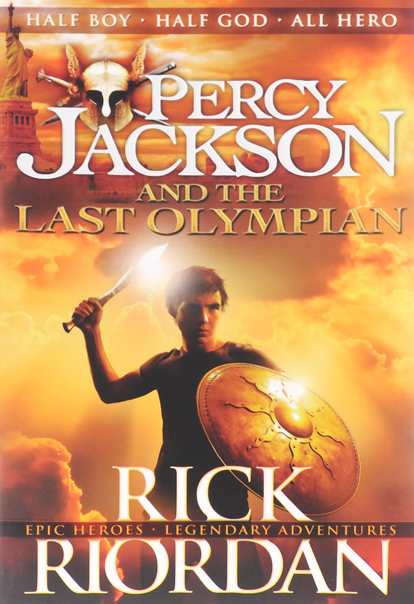 Percy Jackson and the Last Olympian percy jackson and sea of monster