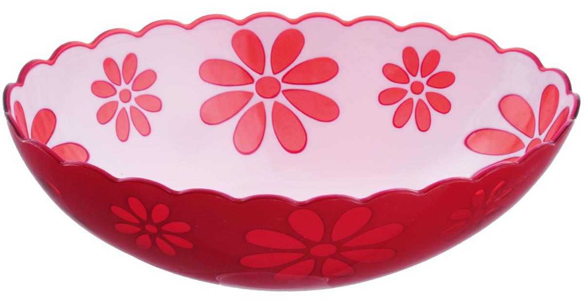 Салатник Альтернатива Соблазн, цвет: красный, белый, 1,3 лМ2311Салатник Альтернатива Соблазн выполнен из высококачественного пластика. Изделие доставит истинное удовольствие ценителям прекрасного. Яркий дизайн, несомненно придется вам по вкусу.Салатник Альтернатива Соблазн украсит ваш кухонный стол, а также станет замечательным подарком к любому празднику.Объем: 1,3 л.