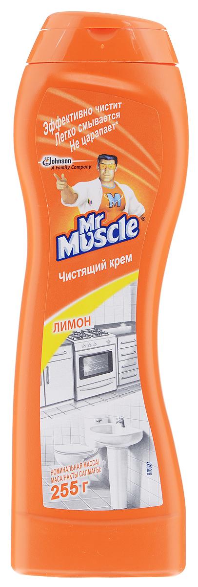 Чистящий крем Mr. Muscle, лимон, 255 г666787Чистящий универсальный крем Mr. Muscle предназначен дляпосуды, кухонных плит, раковин, ванн. Мощная формула нового чистящего кремалегко расщепляет самые трудновыводимые загрязнения, такие как пригоревшийжир на кухне и налет в ванной. Легко смывается после применения. Кроме того,бережно очищает любые поверхности, возвращая им первоначальный блеск идарит вашему дому восхитительный аромат свежести.Состав: вода, абразив, а-ПАВ, натрия карбонат, н-ПАВ, гидроксид натрия, олеиновая кислота, отдушка (d-лимонен), акриловый сополимер.Вес: 255 г.Товар сертифицирован.
