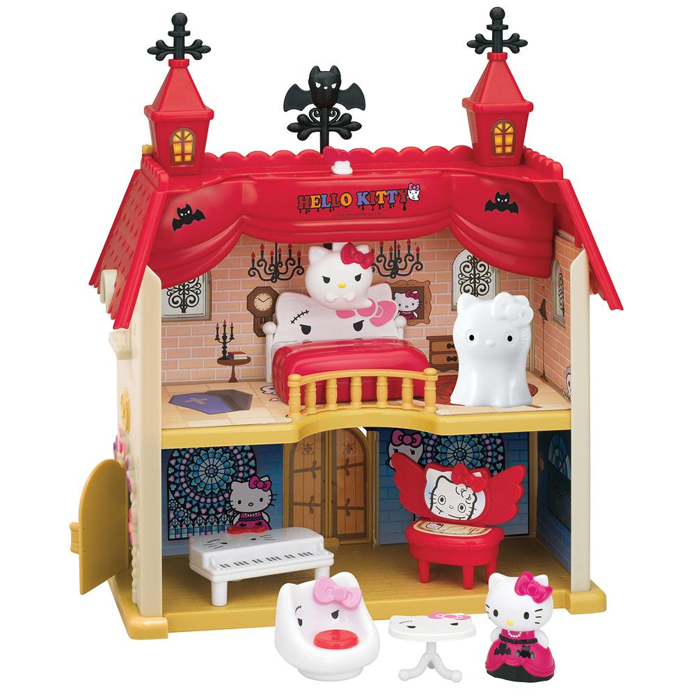 Дом Hello Kitty кровать в стиле минимализм купить