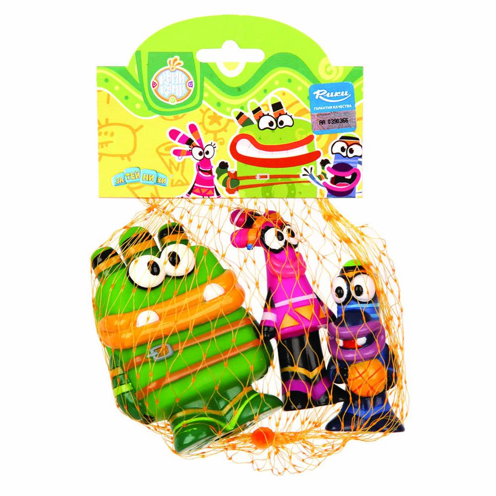 Куми-Куми Игрушка для ванной Шумадан, Юси и Джуга куми куми набор игрушек для ванной юси шумадан джуга