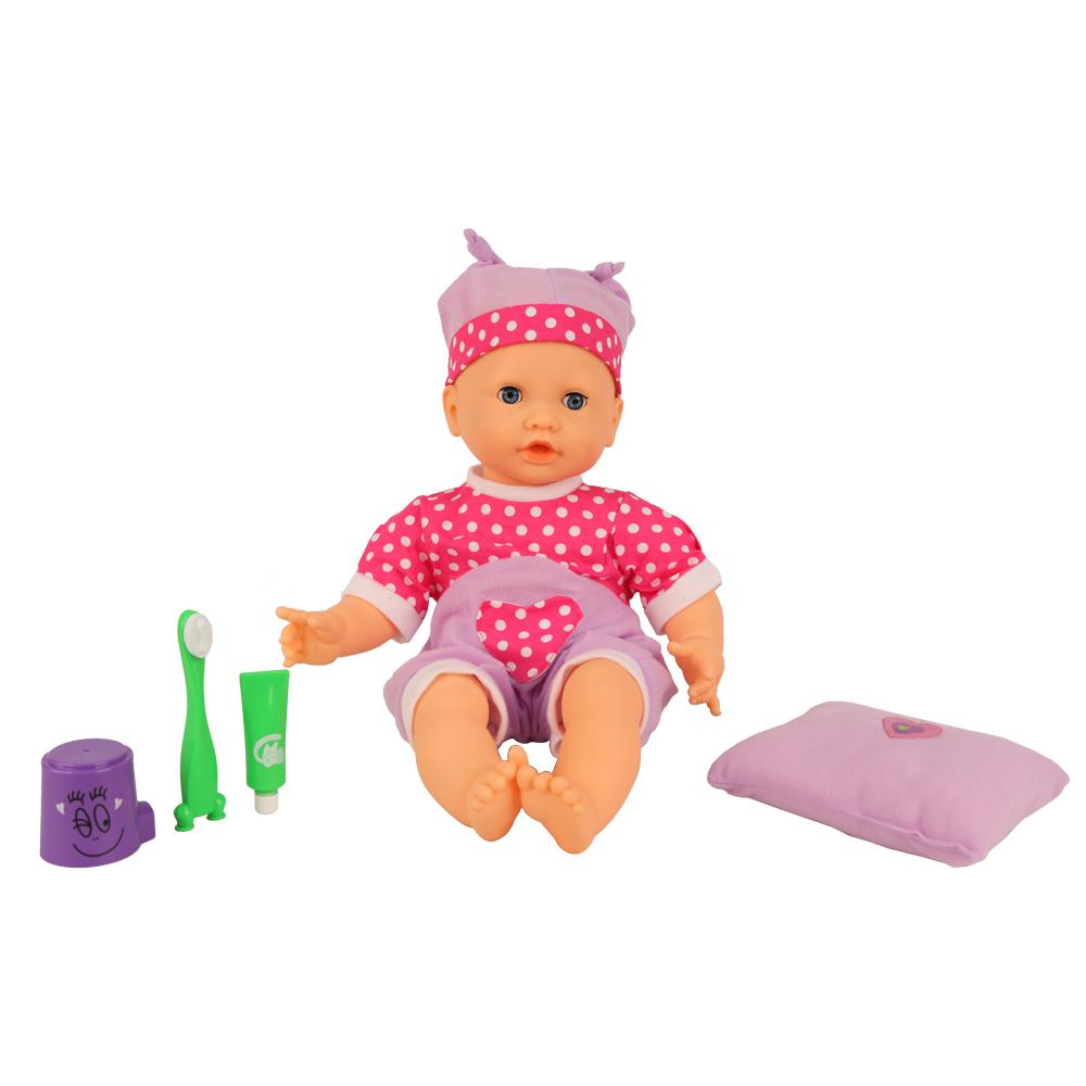 Кукла интерактивная GT8096 Моя Радость, 7 функций, 30 фраз, на батарейках затейники кукла моя радость