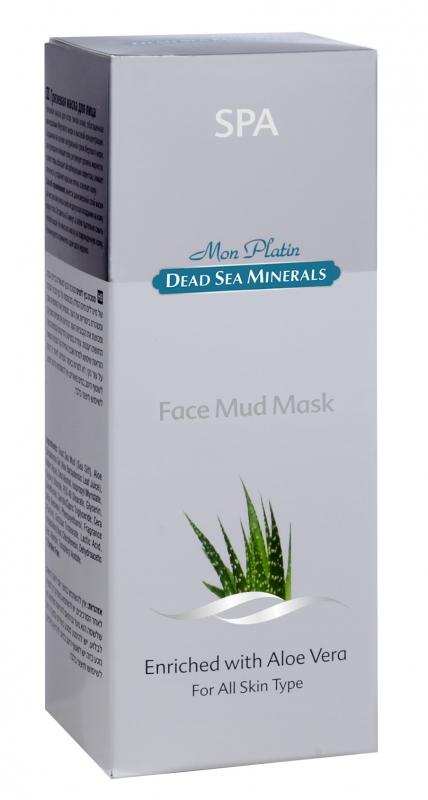 Mon Platin DSM Грязевая маска для лица 150 мл мыло жидкое mon platin мыло жидкое ароматическое