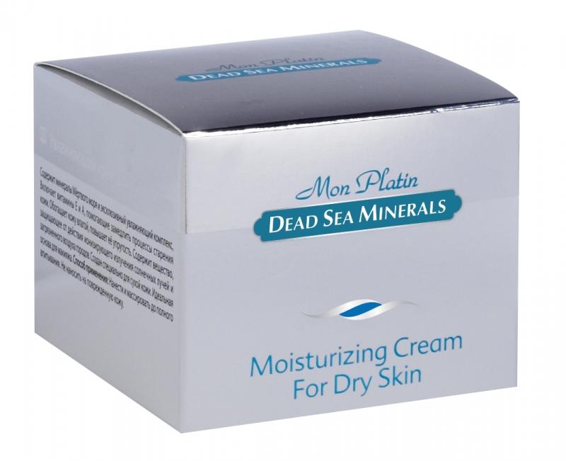 Mon Platin DSM Увлажняющий крем для сухой кожи 50 мл кремы mon platin dsm крем для рук