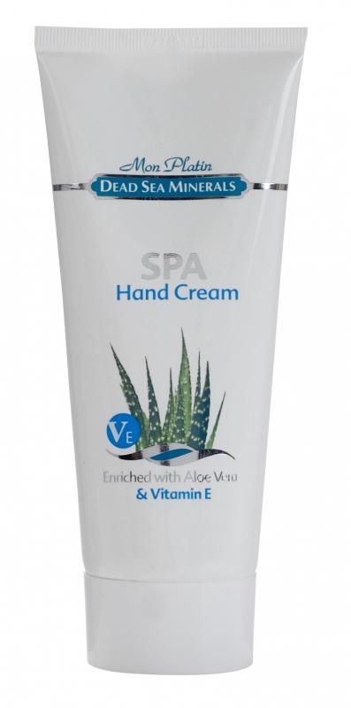 Mon Platin DSM Крем для рук 200 мл21151473Крем надежно предохраняет кожу от излишнего высыхания после использования моющих средств и защищает ее от негативного воздействия внешней среды. Ингредиенты, входящие в состав крема, питают кожу, делают ее мягкой и нежной. Витамин «Е» - мощный антиоксидант. Он укрепляет мембраны клеток, существенно замедляет процесс старения кожи, стимулирует кожное дыхание и кровообращение, увлажняет, питает, снимает раздражение кожи. Крем насыщен Минералами (26 минералов) и солью Мертвого моря, что благоприятно влияет на питание кожи и обладает омолаживающим и регенерирующим эффектом, способствует укреплению ногтей. Применяют по мере необходимости.