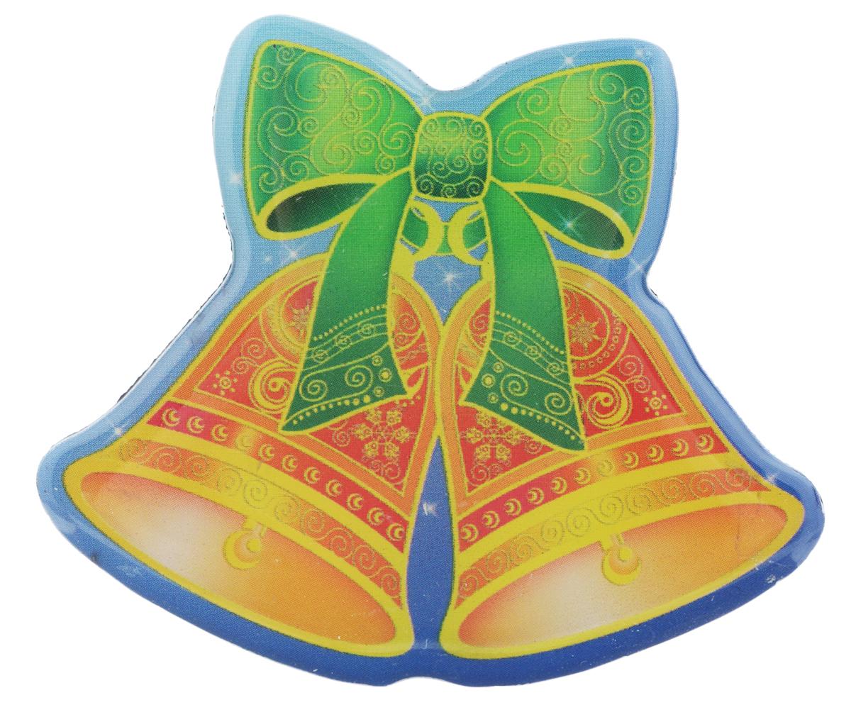 Магнит Феникс-Презент Колокольчики, 6 x 5 см31542Магнит прямоугольной формы Феникс-Презент Колокольчики, выполненный из агломерированного феррита, станет приятным штрихом в повседневной жизни. Оригинальный магнит поможет вам украсить не только холодильник, но и любую другую магнитную поверхность. Материал: агломерированный феррит.