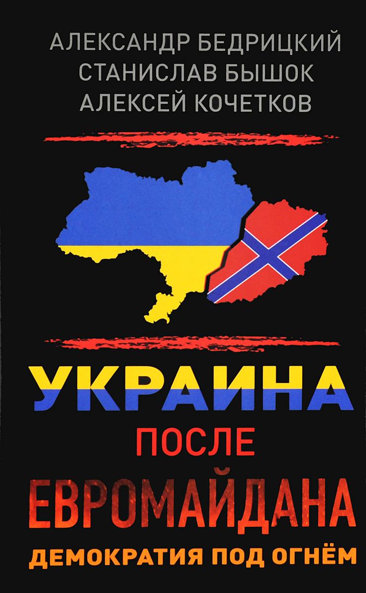 Украина после Евромайдана. Демократия под огнем. Александр Бедрицкий, Станислав Бышок, Алексей Кочетков