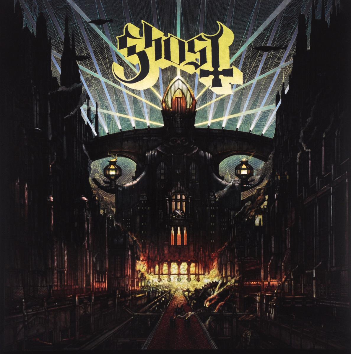 Ghost Ghost. Meliora (LP) ghost ghost meliora