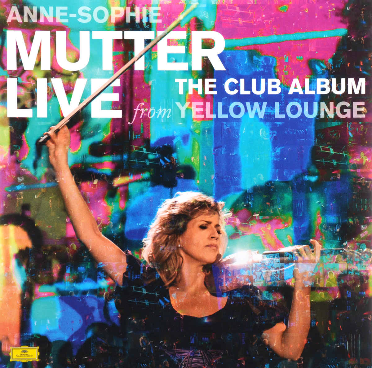 Anne-Sophie Mutter. Live From Yellow Lounge (2 LP)