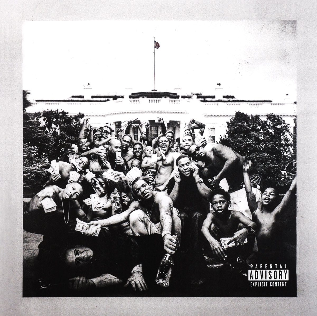 Кендрик Ламар Kendrick Lamar. To Pimp A Butterfly (LP) pimp