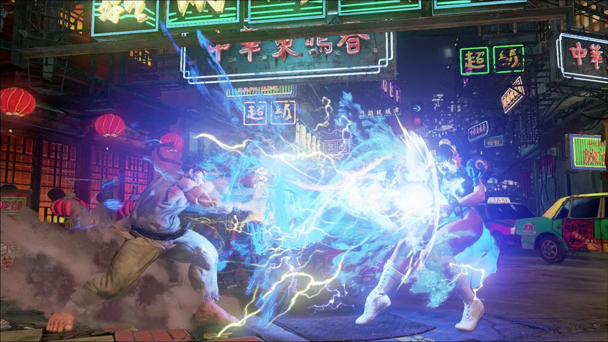 Street Fighter V Capcom Entertainment Inc.