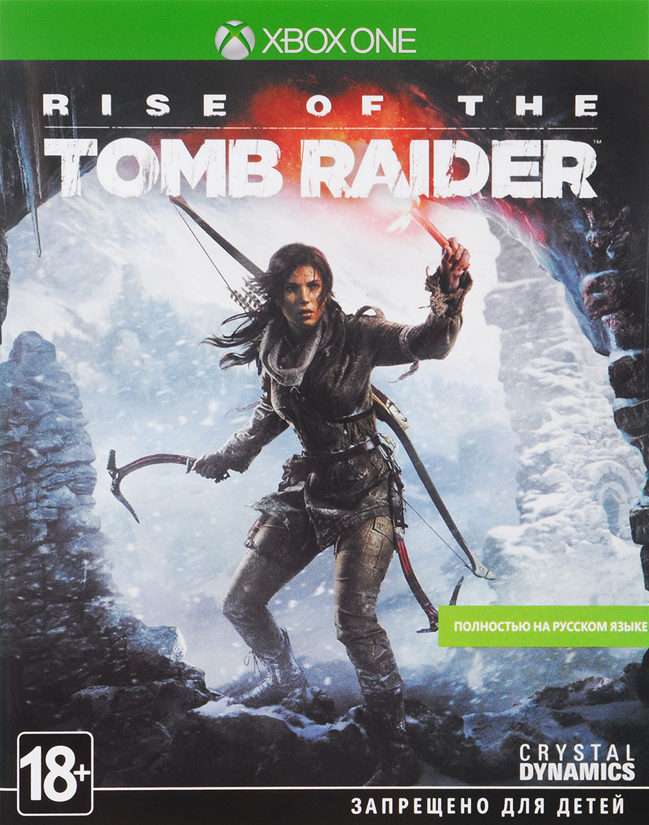 Rise of the Tomb Raider (Xbox One) видеоигра для pc медиа rise of the tomb raider 20 летний юбилей
