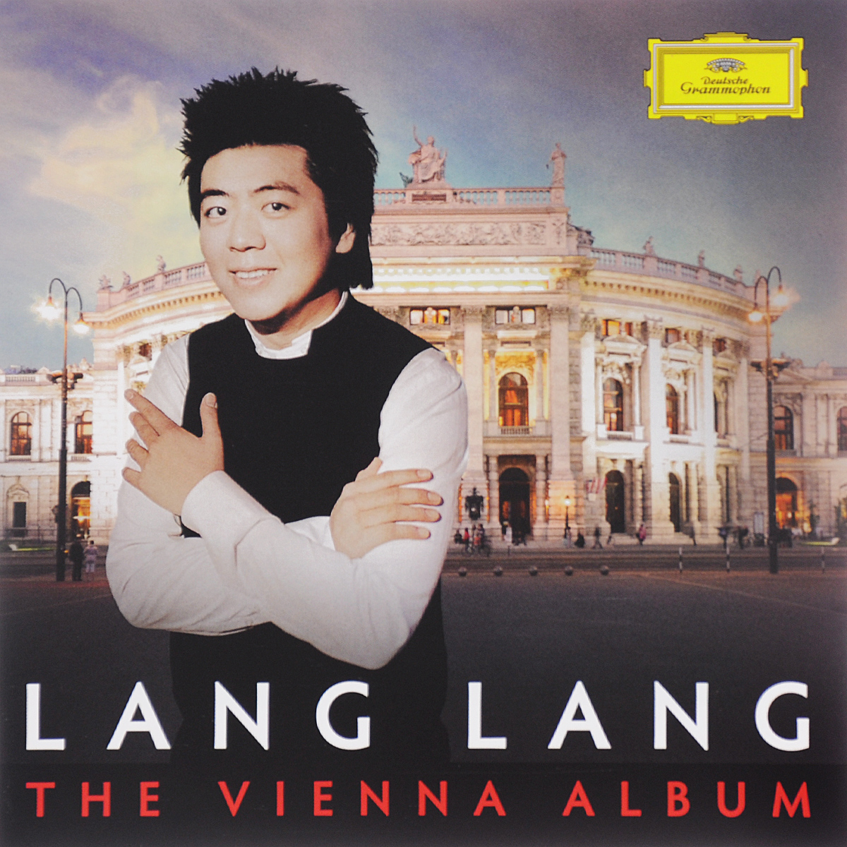 Ланг Ланг,Кристоф Эшенбах,Orchestre De Paris Lang Lang. The Vienna Album (2 CD) hama vienna 17 3 black