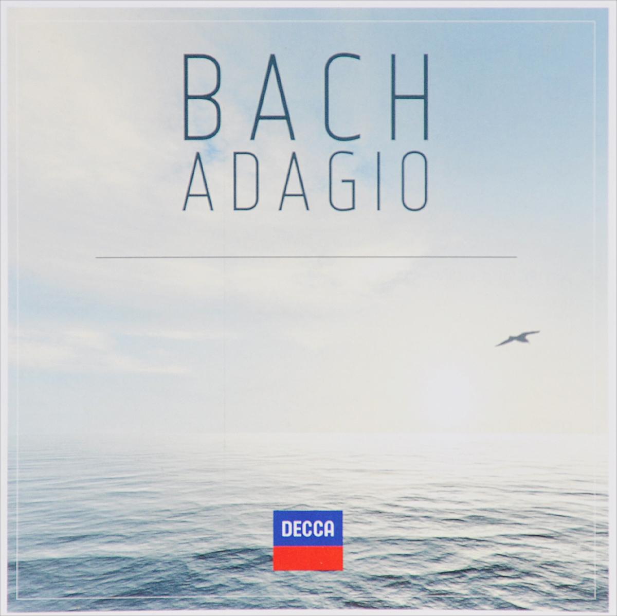 Bach. Adagio (2 CD)
