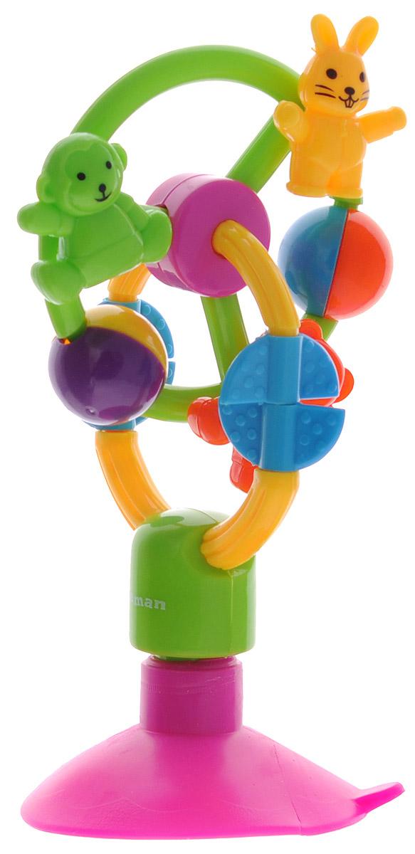 Maman Развивающая игрушка Карусель музыкальная карусель maman 13005