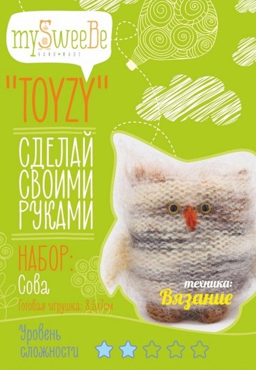 Toyzy Набор по вязанию Сова
