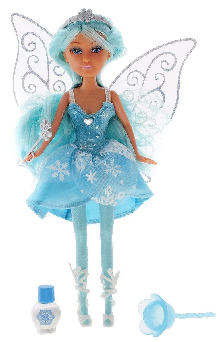 ABtoys Кукла Зимняя фея Фрост abtoys кукла зимняя фея сноусторм