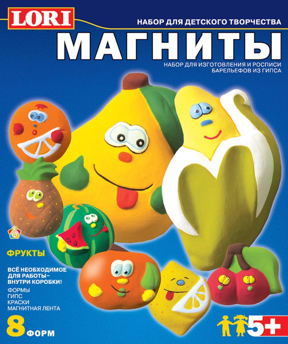 Lori Набор для детского творчества Фигурки на магнитах