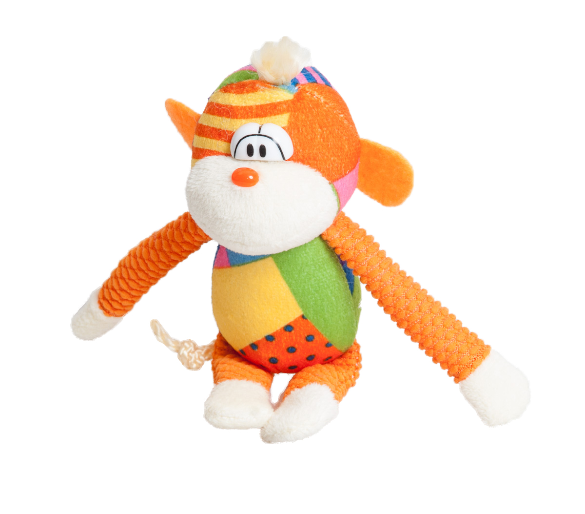 Fancy Обезьянка Хели, цвет в ассортименте fancy слим обезьянка