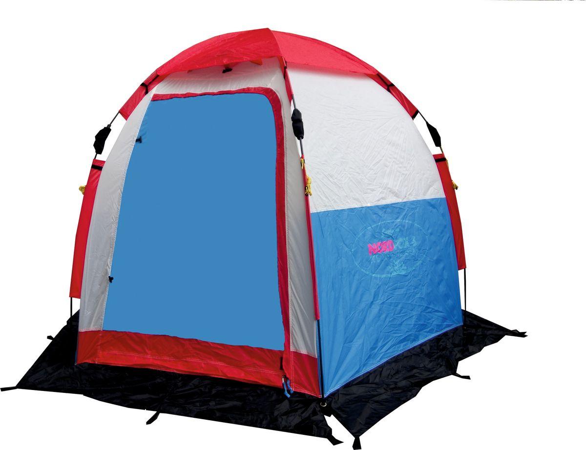 Палатка рыбака зимняя Canadian Camper Nord Fox 3322030010Быстросборные палатки Canadian Camper серии NORD FOX 3 разработаны для суровых условий канадского севера, что позволяет их использование и в экстремальных погодных условиях русской зимы.Данные палатки имеют каркас зонтичного типа Flash Touch , обеспечивающий быструю установку и разборку палатки.Каркас палатки сделан из высокачественного фибергласса со специальными добавками, позволяющими его использования при низких минусовых температурах.Все шарнирные соединения защищены дополнительно антиобледенительными клапанами.Тент палатки сделан из современной высококачественной ткани с усиленным плетением RIPSTOP и