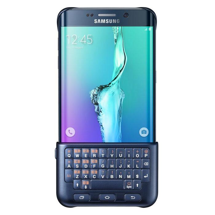 Samsung EJ-CG928 чехол-клавиатура для Galaxy S6 Edge+, Black - Клавиатуры и мыши