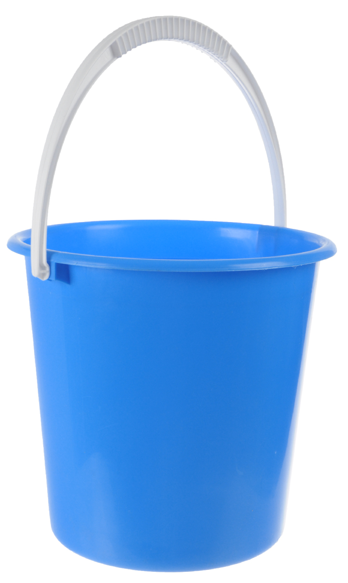 Ведро Альтернатива Крепыш, цвет: голубой, 10 лК117_голубойВедро Альтернатива Крепыш, изготовленное из высококачественного одноцветного пластика, оснащено удобной ручкой. Оно легче железного и не подвергается коррозии.Такое ведро станет незаменимым помощником в хозяйстве. Диаметр (по верхнему краю): 28 см. Высота: 27 см.