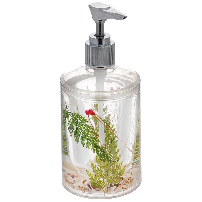 Дозатор для жидкого мыла Duschy Маки duschy