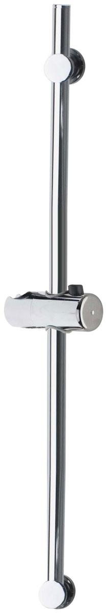 Душевая стойка Minimal, цвет: хром, высота 75 см53390Душевая стойка Minimal выполнена из пластика и латуни цвета хрома. Крепится на стену с помощью шурупов (входят в комплект). На задней стороне упаковки нарисована подробная инструкция по сборке стойки. Благодаря подвижному кронштейну можно использовать старые отверстия для шурупов. Характеристики:Материал: ПВХ, пластик, латунь. Цвет: хром. Высота стойки: 75 см. Диаметр отверстия для душа: 2,2 см. Размер упаковки: 17 см х 84 см х 6 см. Производитель: Великобритания. Изготовитель: Китай. Артикул: 53390.