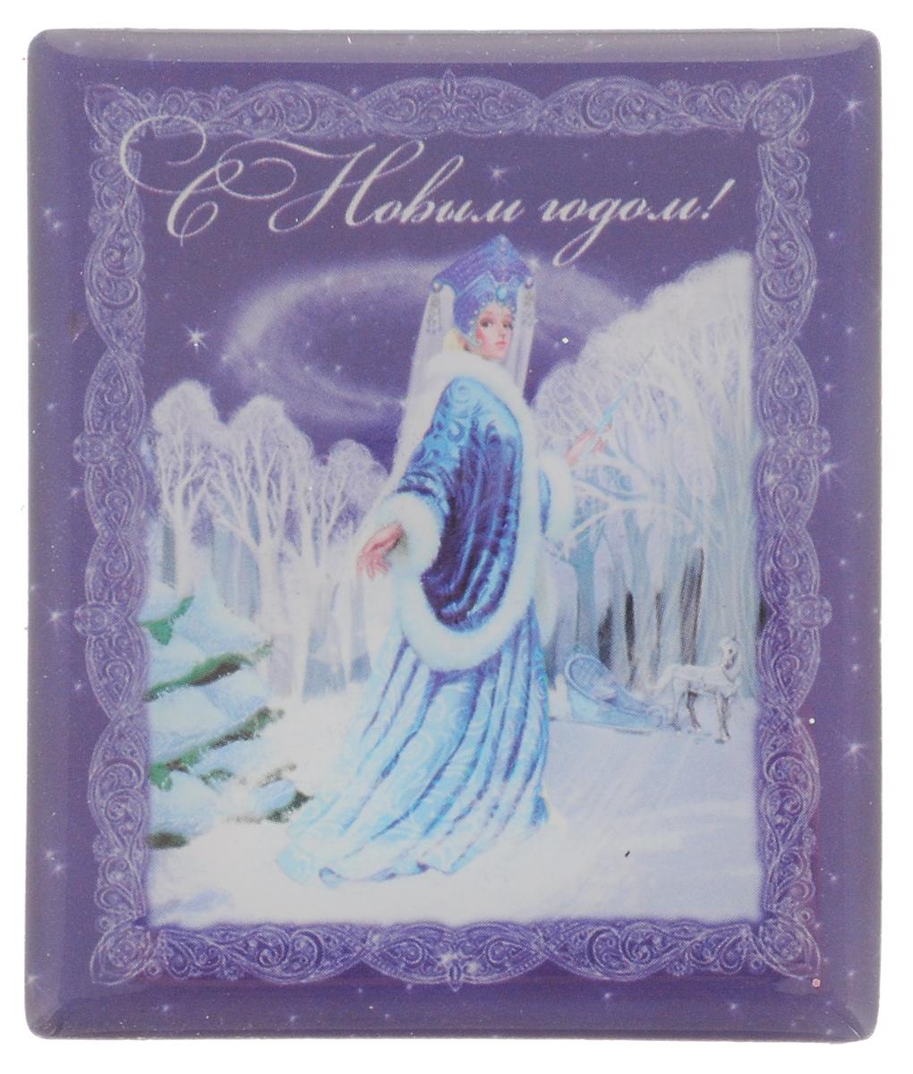 Магнит Феникс-Презент Снежная королева, 6 x 5 см2446Магнит прямоугольной формы Феникс-Презент Снежная королева,выполненный из агломерированного феррита, станет приятным штрихом вповседневной жизни. Оригинальный магнит, декорированный изображением снежной королевы и надписью СНовым годом, поможет вам украсить не только холодильник, но и любую другую магнитнуюповерхность.Материал: агломерированный феррит.
