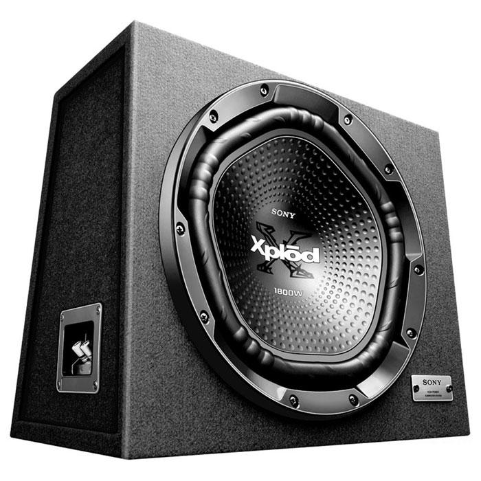 Sony XS-NW1202E автосабвуферXSNW1202E.EURГерметичный корпус экранированного сабвуфера Sony XS-NW1202E выдает громкие и глубокие басы благодаря пропиленовому конусу диаметром 30 см. Также модель отличается высокой пиковой выходной мощностью и ребристым конусным вуфером для более четкого и упругого звучания низких частот. Минимальный уровень акустических искажений достигается благодаря резиновой оболочке с противоударным стабилизатором.Размер динамика: 12 дюймовМатериал корпуса: МДФМатериал магнита: ферритПружинные клеммы