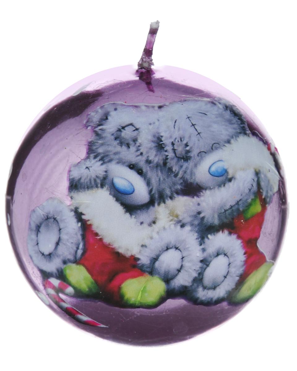 Свеча-шар Winter Wings Me to you, диаметр 7,3 см сувенир чайный набор серия me to you в асс g91q0153