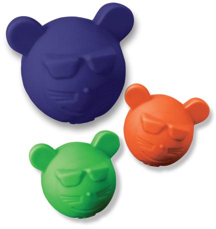 Игрушка комплект из трёх мышек Blind Mice Safe товары для мам