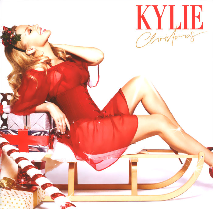 Кайли Миноуг Kylie Minogue. Kylie Christmas кайли миноуг kylie minogue kiss me once cd dvd