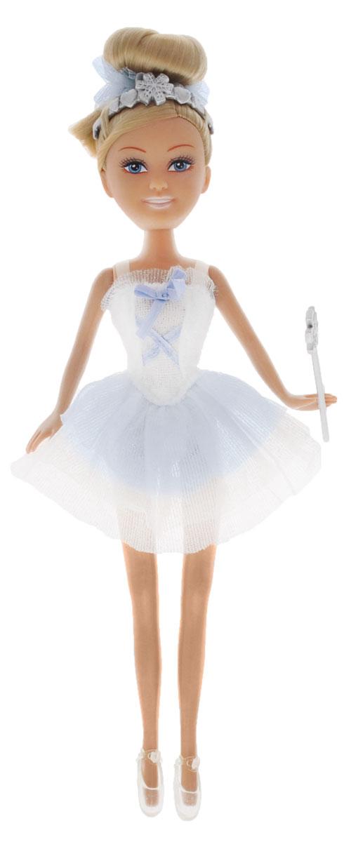ABtoys Кукла Балерина Бэлла кукла funville brilliance fair с диадемой и волшебной палочкой