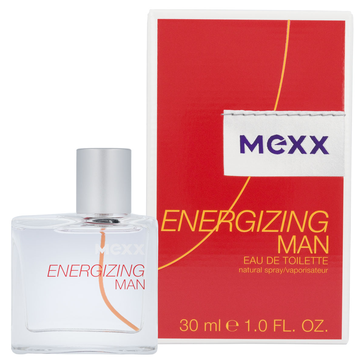 Mexx Туалетная вода Energizing Man, мужская, 30 мл0737052679013Mexx Energizing Man - это квинтэссенция свежести и удивительных оттенков, которые поддерживают в тебе заряд бодрости в течение всего дня. Существует множество способов подзарядить батарейки в течение твоего обычного дня: поболтать с друзьями, посмеяться, послушать музыку, заняться спортом или - подзарядить батарейки с Mexx Energizing Man! Свежесть апельсина и экзотических фруктов, придает энергию! Новый день - новый старт. Наслаждайся началом своего дня вместе с Mexx Energizing. Mexx Energizing для него и для нее - это свежие, ароматы которые приятно носить на коже и которые придают тебе легкость и помогают наслаждаться каждым днем! Классификация аромата: древесный, фужерный.Пирамида аромата:Верхние ноты: апельсин, водяные ноты, грейпфрут.Ноты сердца: кедр, мускатный орех, полынь.Ноты шлейфа: мускус, пачули, янтарь.Ключевые словаБодрящий, свежий, энергичный!Туалетная вода - один из самых популярных видов парфюмерной продукции. Туалетная вода содержит 4-10%парфюмерного экстракта. Главные достоинства данного типа продукции заключаются в доступной цене, разнообразии форматов (как правило, 30, 50, 75, 100 мл), удобстве использования (чаще всего - спрей). Идеальна для дневного использования. Товар сертифицирован.