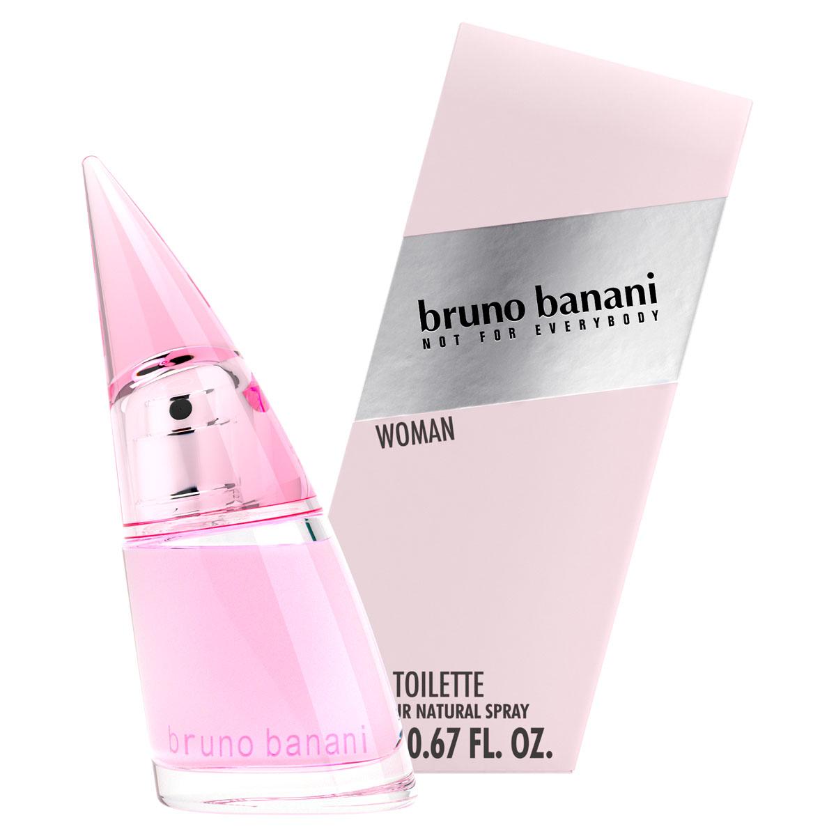 Bruno Banani Woman Туалетная вода 60 мл bruno banani bruno banani pure man туалетная вода спрей 30 мл