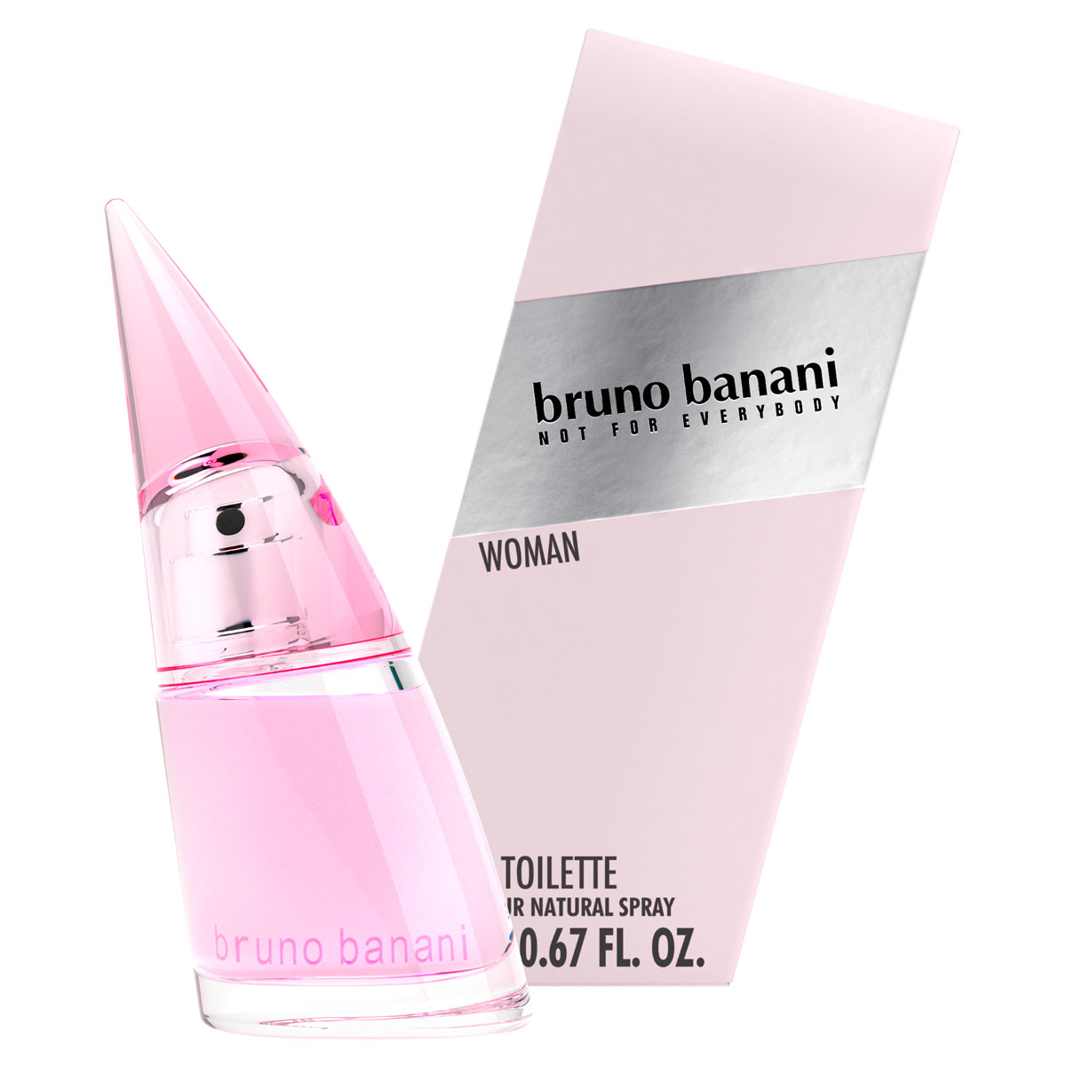 Bruno Banani Woman Туалетная вода 40 мл bruno banani made for woman w edt spr 40 мл