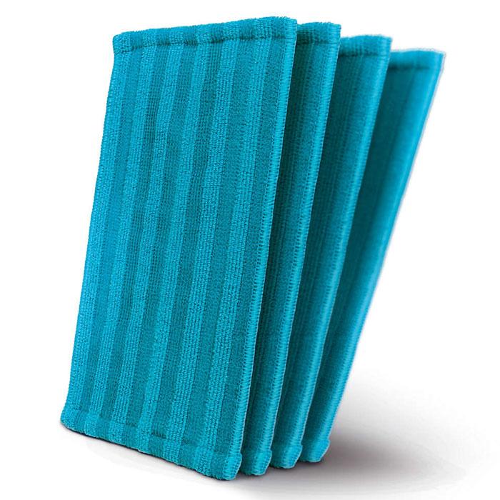 Philips FC8063/01 набор аксессуаров из микрофибрыFC8063/01Philips FC 8063/01 - многоразовые моющиеся насадки из микрофибры. Мягкий впитывающий материал (микрофибра) тщательно и аккуратно удаляет грязь, пыль и пятна, обеспечивая эффективные результаты уборки. Регулярная замена каждые 6 месяцев надолго обеспечит максимальную эффективность и наилучшие результаты очистки. Насадки можно легко снять, постирать в стиральной машине и так же легко закрепить. Подходит для PowerPro Aqua: FC6400, FC6401, FC6402.