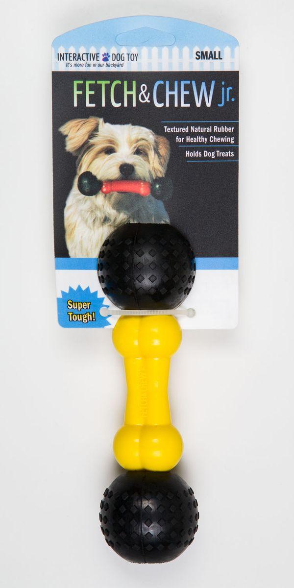 Кость Fetch & Chew, желтая - Игрушки