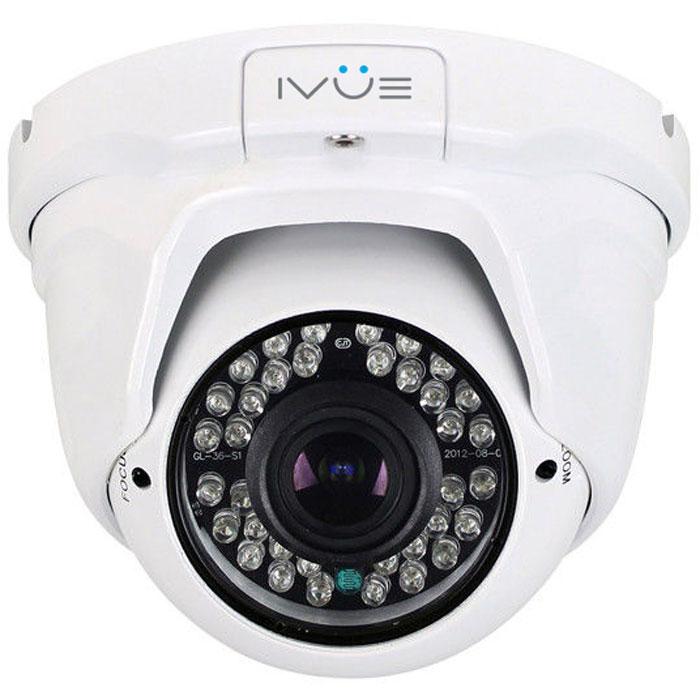 IVUE HDC-OD20V2812-60 камера видеонаблюдения2000000000039Внешняя миниатюрная антивандальная купольная AHD камера IVUE HDC-OD20V2812-60 оснащена новейшим стандартом H.264 значительно повышающим эффективность сжатия видеопотока при сохранении высокого качества.ИК фильтр - это цветной фильтр света, блокирующий инфракрасные волны. С его помощью можно получить реальные цвета объекта при видеонаблюдении в тёмное время суток или на слабоосвещенных точках наблюдения, а так же позволяет расширить возможности цветокоррекции.Детектор движения - специальный датчик, отслеживающий изменения градиента разницы между кадрами во времени. Видеокамера IVUE HDC-OD20V2812-60 с датчиком движения может вести предзапись до определённого события, такого как обнаружение движения, что существенно сокращает объёмы записанной информации, экономит электроэнергию, а так же облегчает дальнейший поиск событий при монтаже видеозаписей.Инфракрасные светодиоды IVUE HDC-OD20V2812-60 автоматически активируются при наступлении тёмного времени суток, либо при выключении освещения в помещении. Данная технология в видеокамерах позволяет вести видеонаблюдение даже в условиях низкой освещённости и полного отсутствия света.
