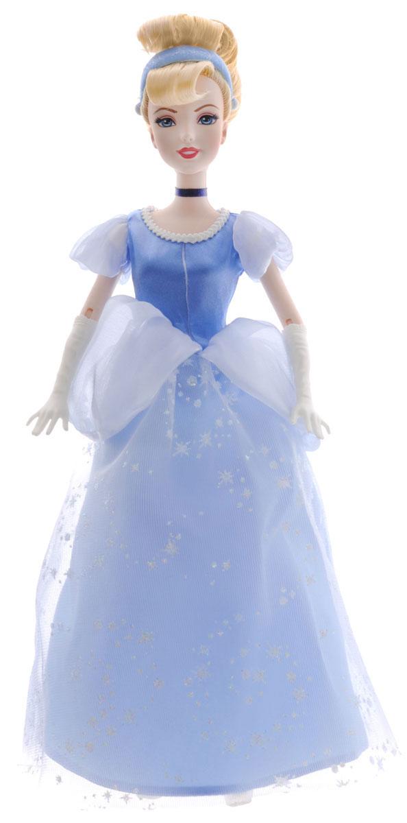 Disney Princess Кукла Золушка цвет платья белый голубой пазл origami disney disney princess золушка со стразами