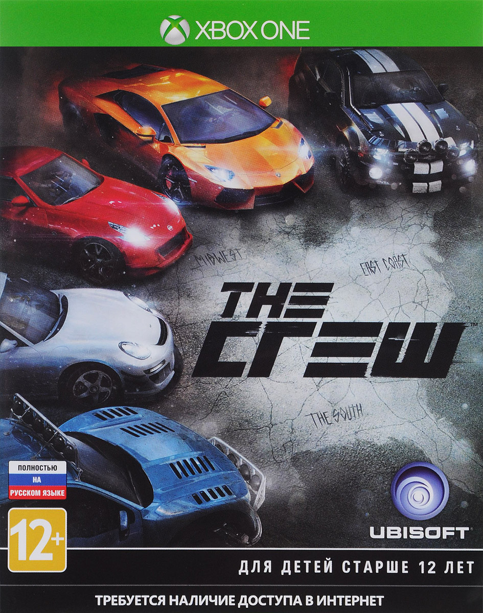 Zakazat.ru The Crew (Xbox One)