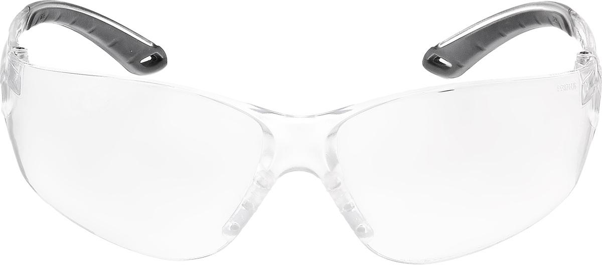 Очки стрелковые Stalker, защитные, цвет: прозрачныйST-98WЗащитные стрелковые очки Stalker с ударопрочными поликарбонатными линзами светопрпускаемостью 98%. Обеспечивают защиту глаз спереди и сбоку от частиц, летящих со скоростью 400 м/с. Обрезиненные дужки. На линзы нанесена защита от царапин.Данные защитные очки были произведены в соответствии со стандартами ANSI Z87.1 и CE EN166. Их линзы изготовлены из ударопрочного поликарбоната с использованием покрытия, защищающего от царапин, но очки не являются небьющимися и обеспечивают ограниченную защиту. Характеристики очков:- УФ-защита- Светопропускаемость 98%- Класс оптики 1- Обрезиненные дужки- Ударопрочные- Защита от царапин.