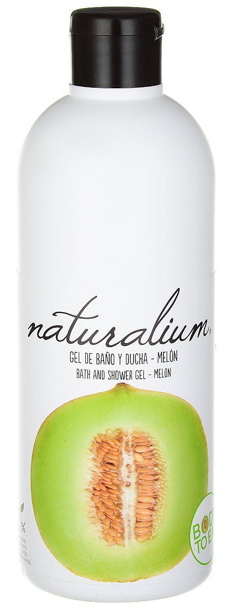 Naturalium Гель-крем для душа Дыня, питательный, 500 мл naturalium лосьон для тела зеленое яблоко питательный 370 мл