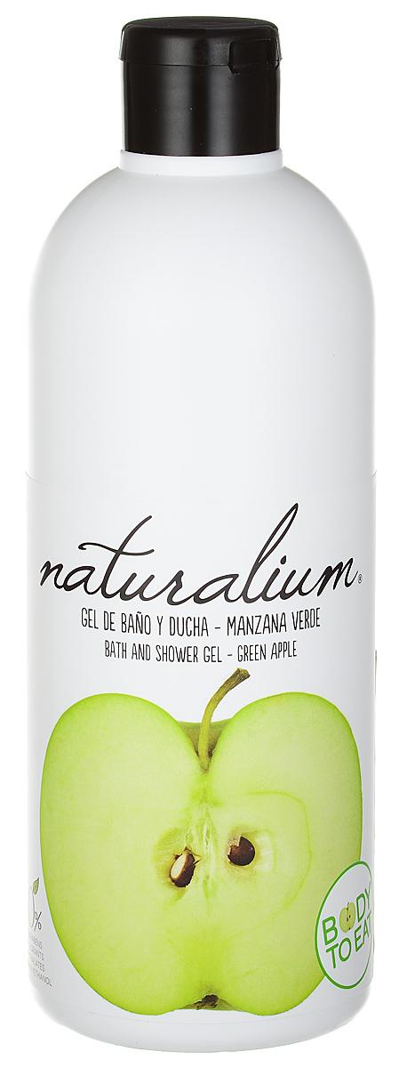 Naturalium Гель-крем для душа Зеленое яблоко, питательный, 500 млNBGA500TПитательный гель-крем для душа Naturalium Зеленое яблоко, созданный на основе натуральных компонентов, одновременно очищает и питает кожу, делая ее мягкой и бархатистой, а нежный аромат зеленого яблока дарит ощущение свежести на весь день.Без парабенов, красителей, фталатов и феноксиэтанола.Товар сертифицирован.