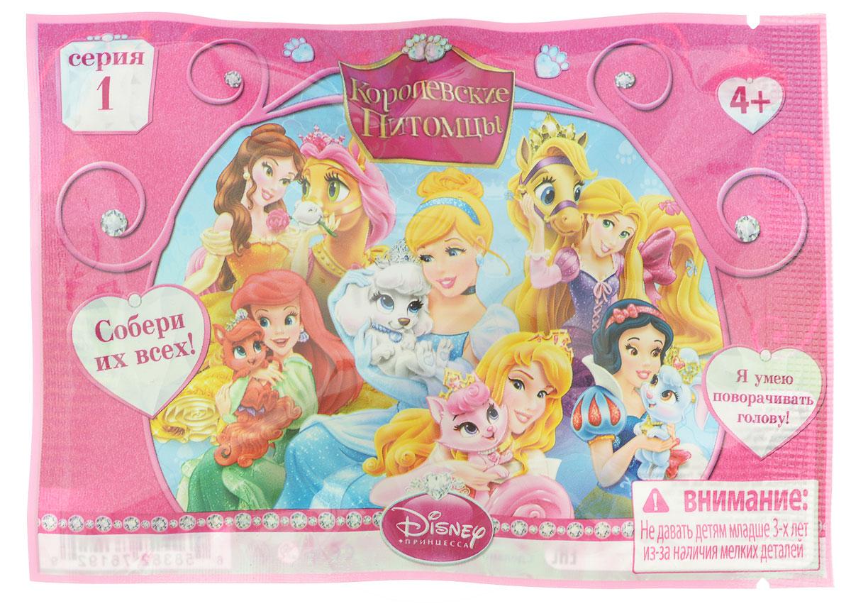 Disney Princess Мини-фигурка Королевские питомцы Серия 1 наклейки детские disney набор наклеек королевские питомцы