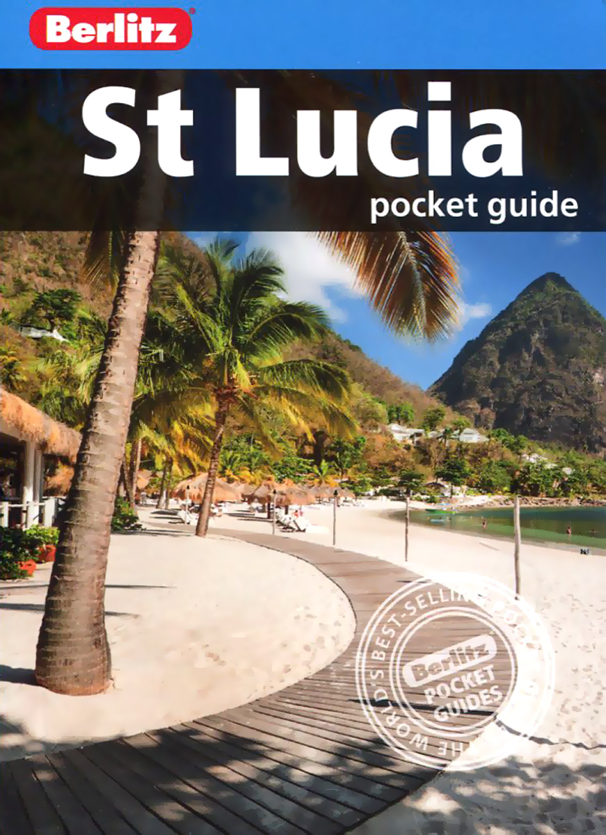 Фото St Lucia: Pocket Guide dk eyewitness top 10 travel guide scotland