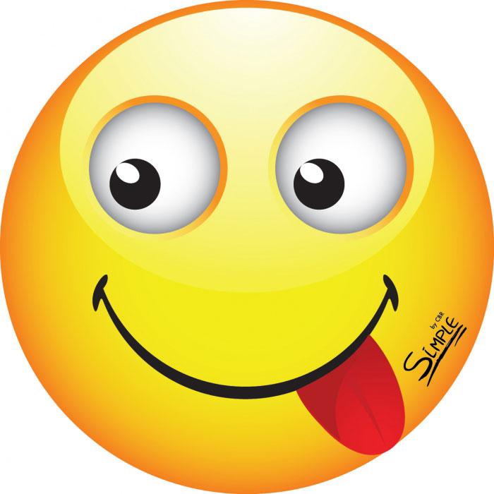 CBR S9 Smile коврик для мыши